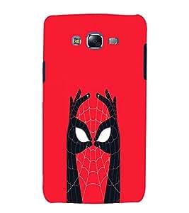 printtech Superhero Avengers Back Case Cover for Samsung Galaxy Quattro i8552 / Samsung Galaxy Quattro Win i8552