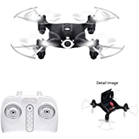 Price comparsion for YMXLJJ Remote Control Drone And Camera With Camera Live Video 480P WIFI FPV2.4Ghz 6-Axis Gyro Quadcopter 360° Flip, Headless Mode, Height Retention