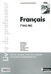 Français - Terminale Bac Pro - Livre du professeur