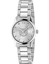 Reloj Gucci YA126595 Plata Acero 316 L Mujer aa9f38b7b36