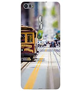 For Asus Zenfone 3 Ultra ZU680KL (6.8 Inch Phablet) blur street background, way, blur image Designer Printed High Quality Smooth Matte Protective Mobile Case Back Pouch Cover by APEX ELEGANT