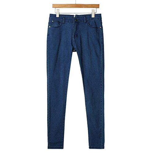 Dinglong -  Jeans  - Casual - Donna Blue