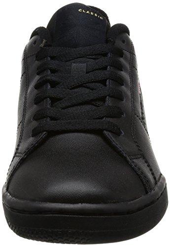 Reebok NPC II, Herren Sneakers Schwarz (Black)