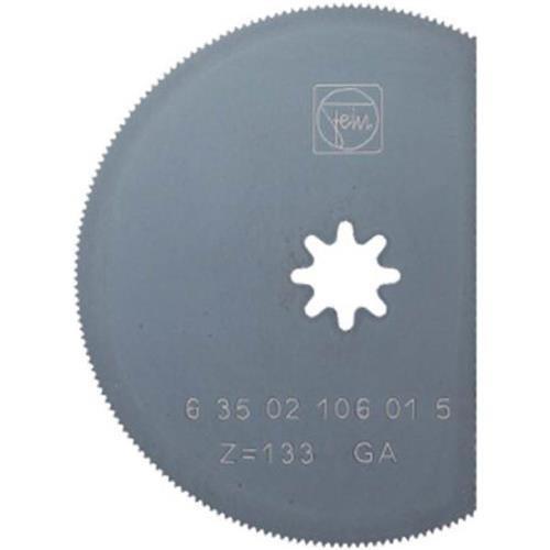 Preisvergleich Produktbild Fein MultiMaster 63502106015 HSS-Segmentsägeblatt, 80mm