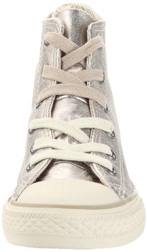 Converse  Chuck Taylor All Star Metal Hi,  Sneaker unisex bambino Beige (Beige (Taupe))