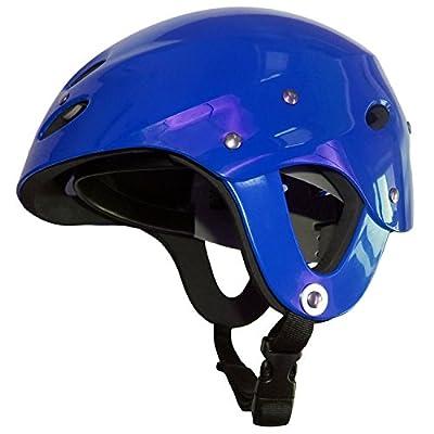 2017 YAK Torkel Kayak Helmet Size Adjustable BLUE 6311 from Yak