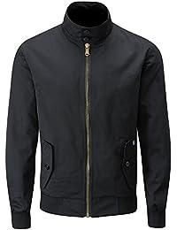 Charles Wilson Originals Men's Premium Harrington MOD Jacket