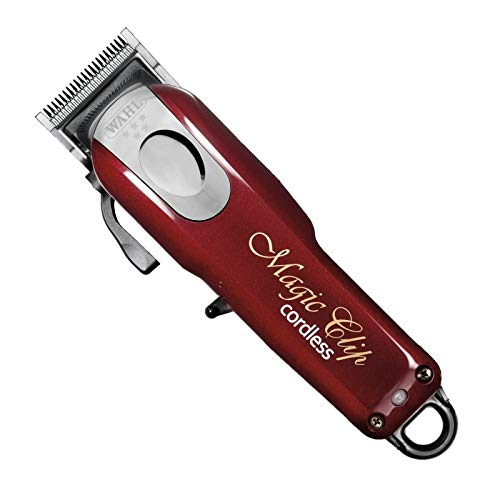 Wahl 08148-316 Tosatrice Professionale Senza fili, red