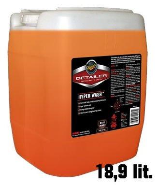 Meguiars Detailer Hyper Super Wash Foam | 18,9 L or 5 gal. | - professional (Wax Hyper)