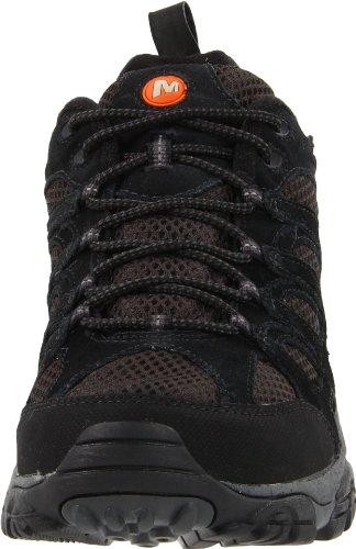 Merrell Moab Ventilator, Chaussures de randonnée montantes homme Black Night