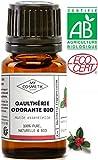 Huile essentielle de Gaulthérie odorante BIO - MyCosmetik- 10 ml
