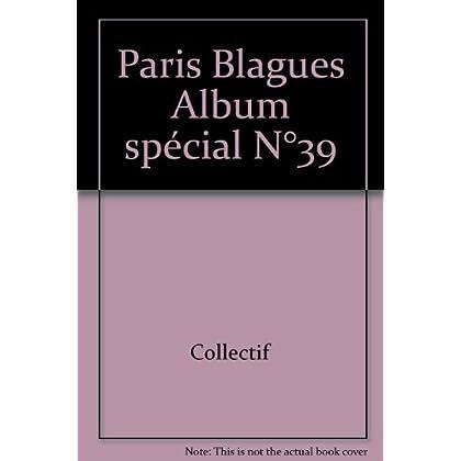 Paris Blagues Album spécial N°39