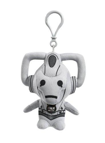 ni Cyberman Talking Plüsch ClipOn ()