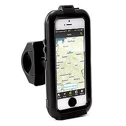 Arendo Fahrradhalterung für iPhone 5/5S - ideal geeignet für die nächste Radtour oder andere Outdoor-Aktivitäten!Mit der hochwertigen Arendo Fahrradhalterung für Ihr iPhone 5/5S schützen Sie Ihr iPhone bestmöglich auf Ihrer nächsten Radtour. Sie be...