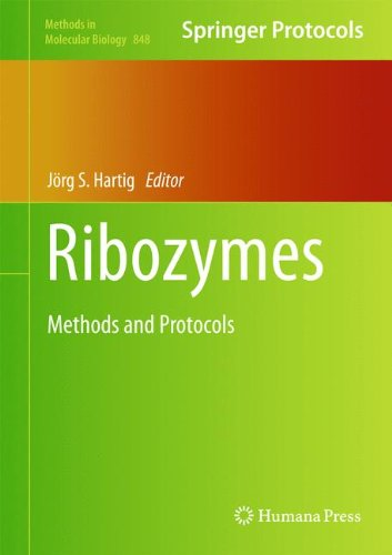 Ribozymes: Methods and Protocols (Methods in Molecular Biology, Band 848)