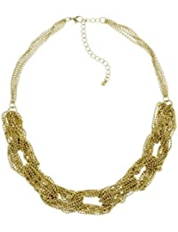 Jodie Rose Chunky Link Necklace of Length 52 cm