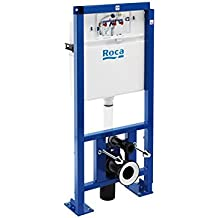 Roca A890090700 - Estructura autoportante con cisterna de doble descarga (6/3 l)