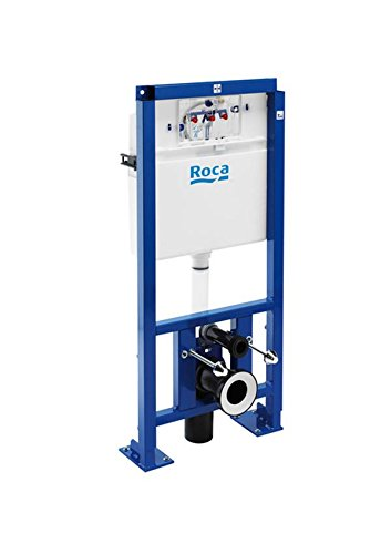 Roca a890090700-Wand-Duplo Freestanding WC