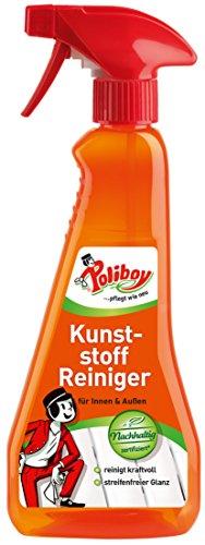 Poliboy - Kunststoff Reiniger - Spray 375 ml - Für den Innen- und Außenbereich