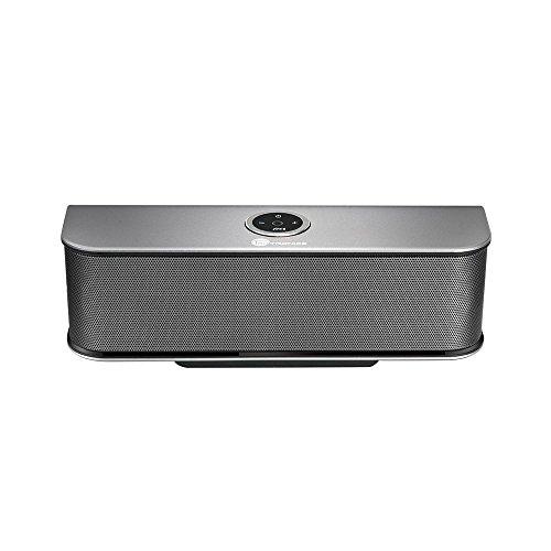 Altoparlante bluetooth 20 W Stereo assicura 8 ore di riproduzione audio.