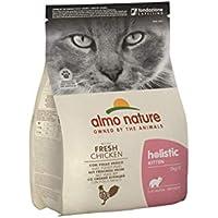 Almo Nature holistic cat kitten mangime secco per gattini gusto pollo e riso kg.2