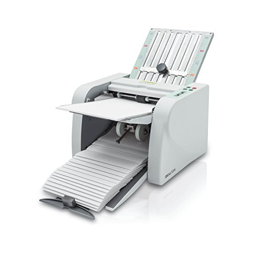 Ideal Professionelle Büro-Falzmaschine 8306 (Vier Falzarten, 60 bis 120 g/m², 115 Blatt/Minute)