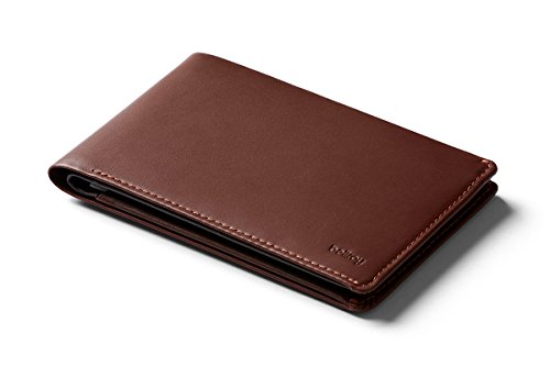 Cartera de Piel Bellroy Travel Wallet Cocoa - RFID