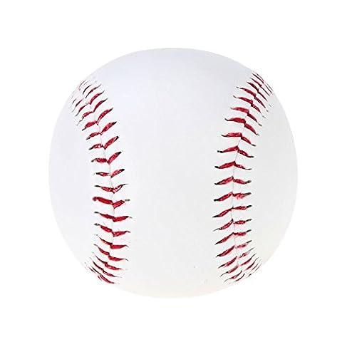 SODIAL(R) Baseball Balls 9