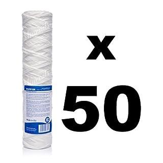 50 x 100 micron sediment filter string-wound 10