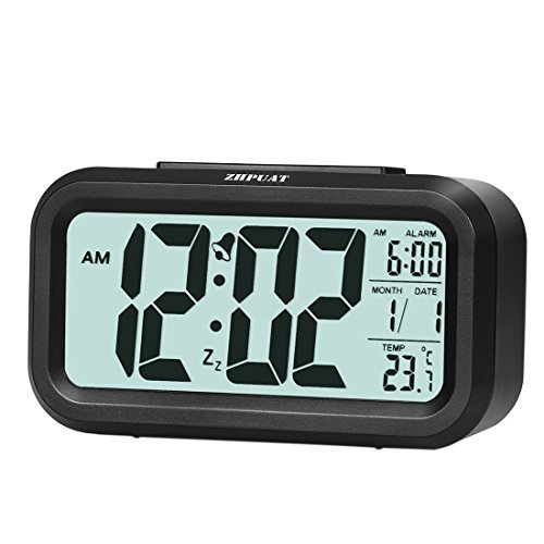 lusso-zhpuat-53-digitale-orologio-di-allarme-ampio-schermo-hdsonnellino-luce-soffusa-intelligenteall