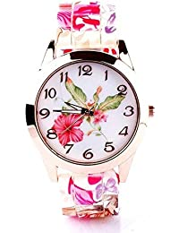 Horse Head Analogue Multicolor Dial Women's Watch - Pf-1