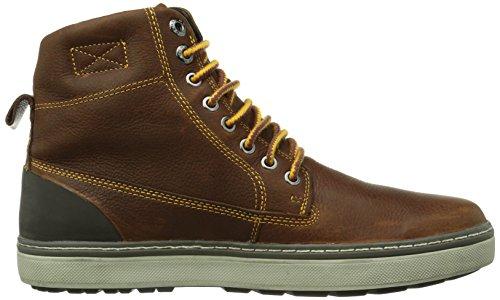Geox U Mattias B Abx, Boots homme Marron (Lt Brownc6002)