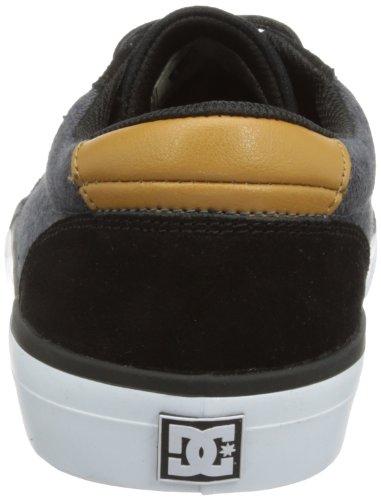 DC Shoes  COUNCIL XE, Chaussures à lacets homme Noir - Schwarz (BLACK/COPPER)