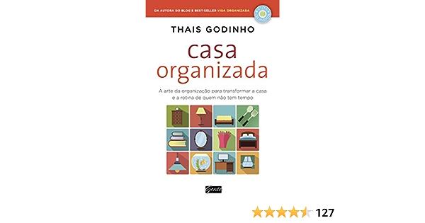 Casa Organizada Em Portuguese Do Brasil Bürobedarf Schreibwaren
