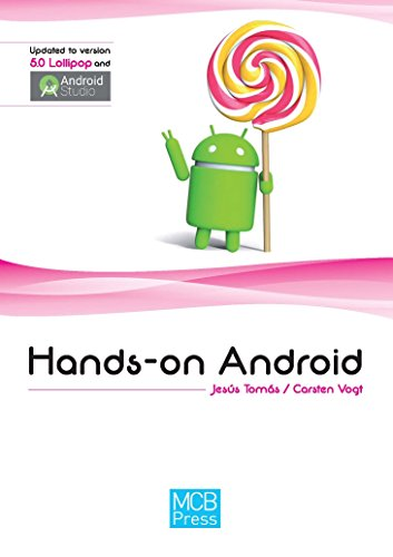 Hands on Android por Jesus Tomas Girones