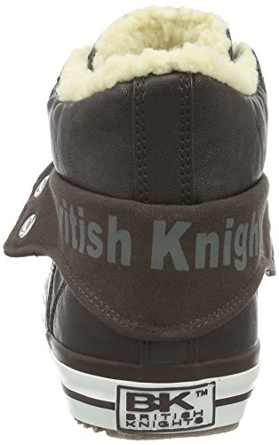 British Knights Herren Roco High-Top Braun (dk brown 05)