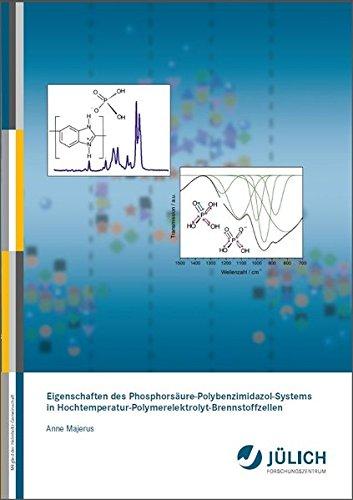 Eigenschaften des Phosphorsäure-Polybenzimidazol-Systems in Hochtemperatur-Polymerelektrolyt-Brennstoffzellen