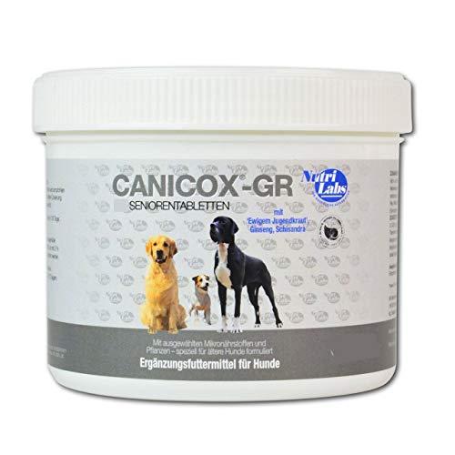 NutriLabs 50 Kautabletten Canicox-GR - Ginseng Kautabletten