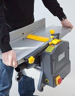 STAHLMANN Hobelmaschine Abricht- und Dickenhobel - Aktion: inkl. Ersatz-Hobelmesser im Wert von EUR 35,95 - 3