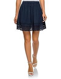 Suchergebnis auf Amazon.de für  Damen Rock, blau weiß - 32   Damen ... 638cd15fec