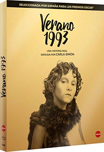 Verano 1993 [Blu-ray]