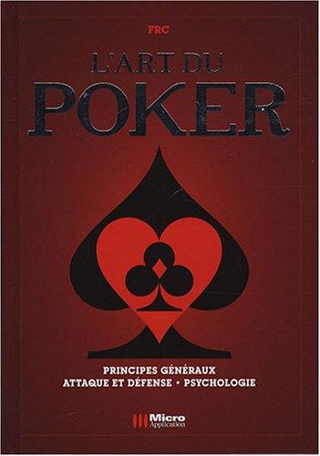 L'art du poker par François C