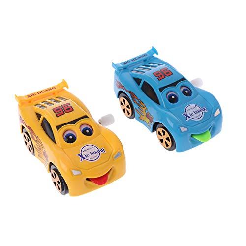 LyGuy Lustige Cartoon Clockwork Wind Up Welpen Zunge Clockwork Auto Lernspielzeug Für Kinder Kleinkind Kinder Uhrwerk Auto -