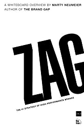 Zag: The Number One Strategy of High-Performance Brands by Marty Neumeier (2006-09-30)