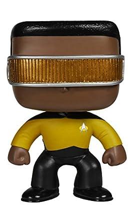 Funko - Star Trek Geordi La Forge Figura de Vin...