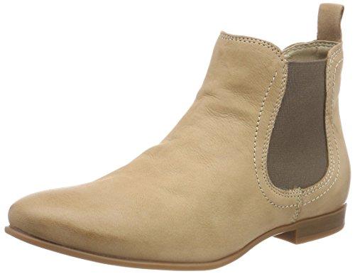 Tamaris Damen 25334 Chelsea Boots, Beige (Sand), 38 EU