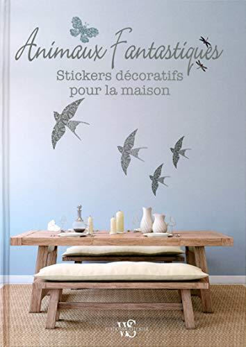 Animaux fantastiques - Stickers decoratifs pour la maison par Giorgio Ferrero