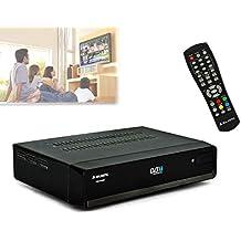 DEC 540N TDT DVB-T para anchos de banda VHF y UHF doble EUROCONECTOR Majstic