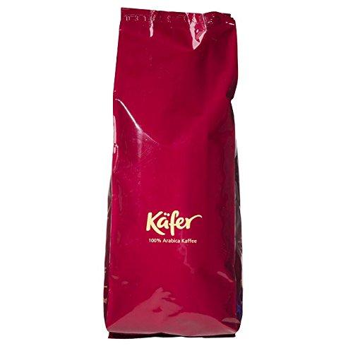 Feinkost Käfer Kaffee Arabica ganze Bohne, 1er Pack (1 x 500 g)