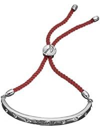 Guess Damen-Armband Metalllegierung rhodiniert 25 cm - UBB12118